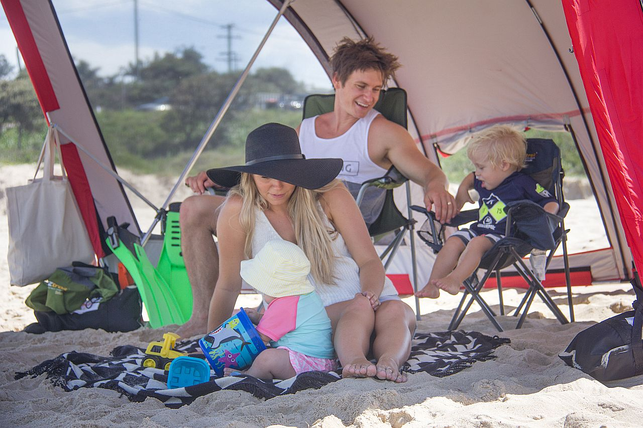 Sport Shelters help protect your family